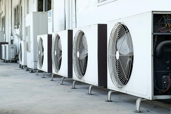 Commercial Cooling